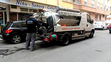 Camión Fonseval